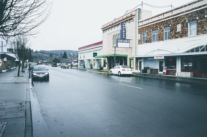 Downtown Raymond