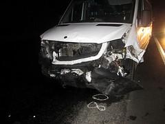 В Дубровенском районе в результате ДТП спасателям пришлось деблокировать пассажира