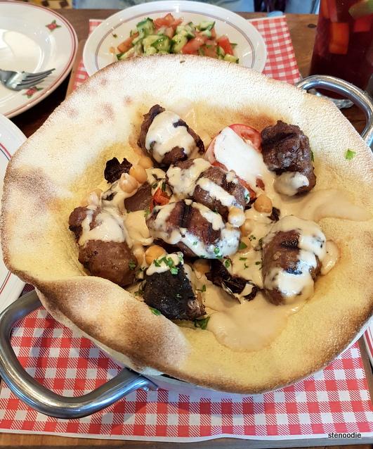 Kebab Sinia
