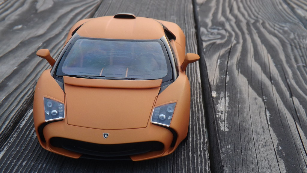 Lamborghini 5 95 Zagato By Looksmart Lamborghini Diecastxchange Com Diecast Cars Forums