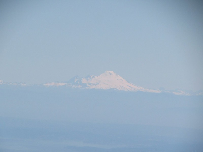 Mt Hood, maybe?