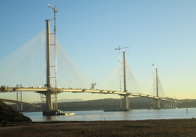 New Forth Road Bridge 36