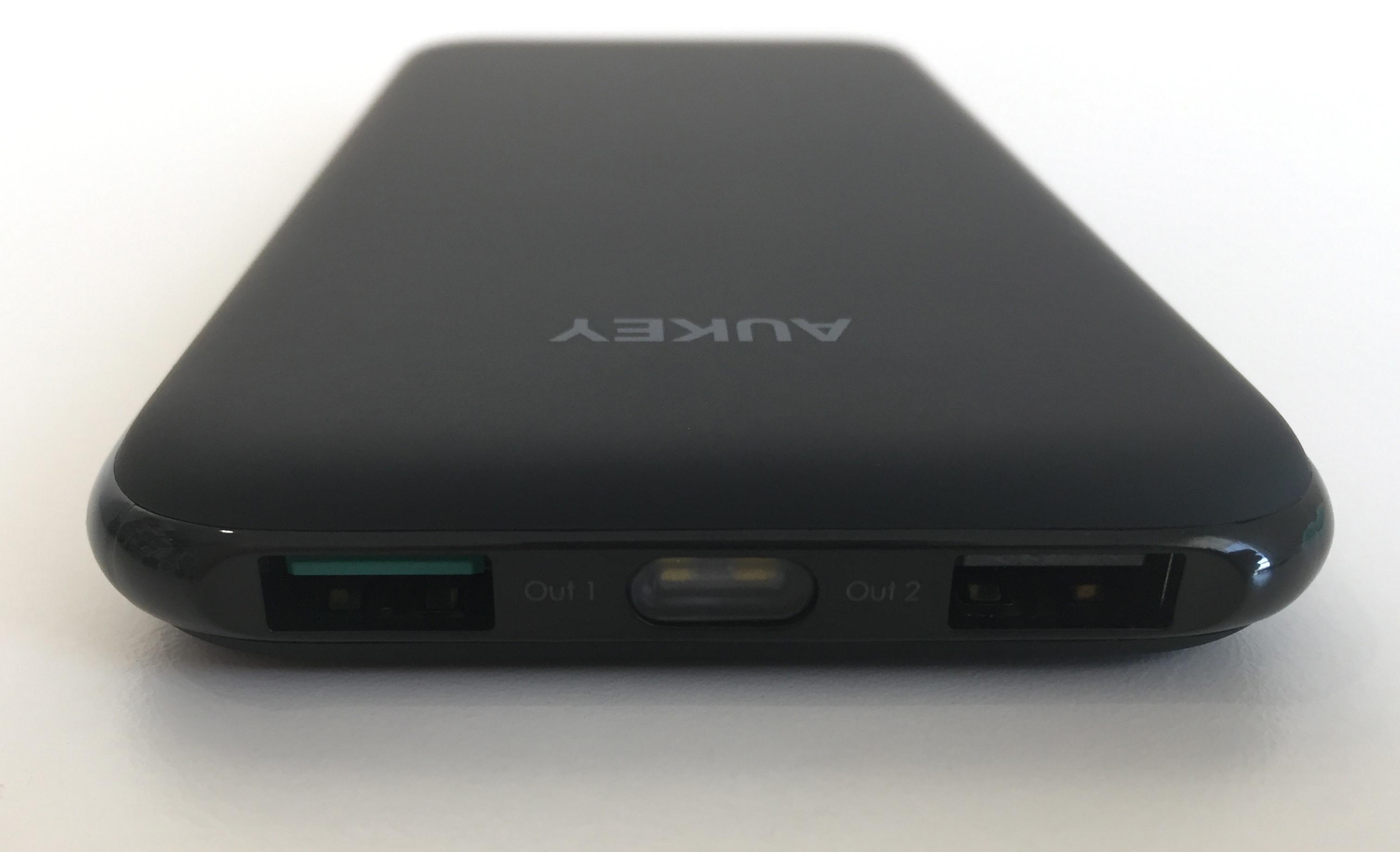 Test de la batterie 10000 mAh Aukey PB-N51 6