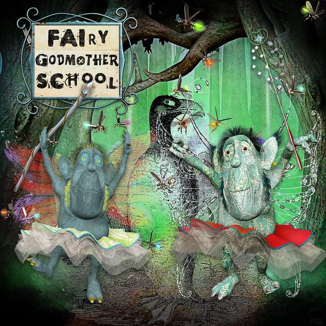 FAIRY GODMOTHER SCHOOL