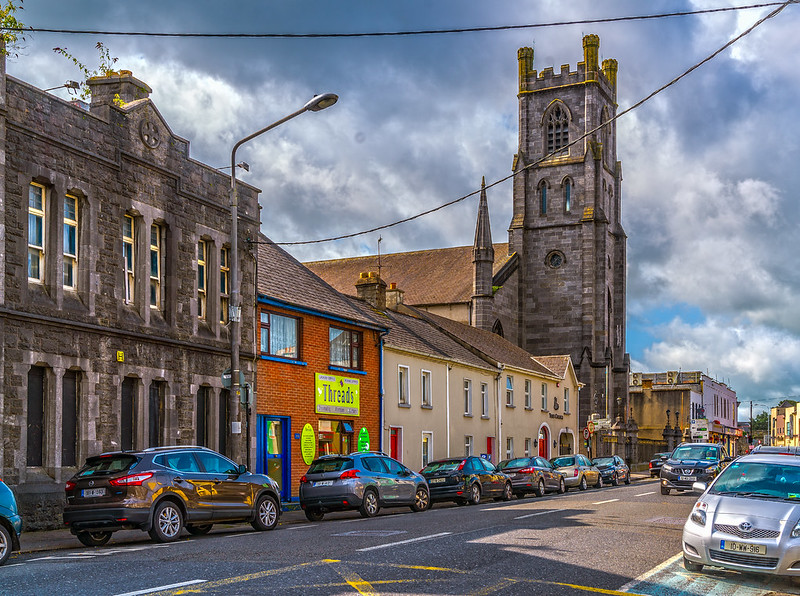 SAINT JOHNS CATHOLIC CHURCH [PARNELL STREET IN WATERFORD CITY]-132419
