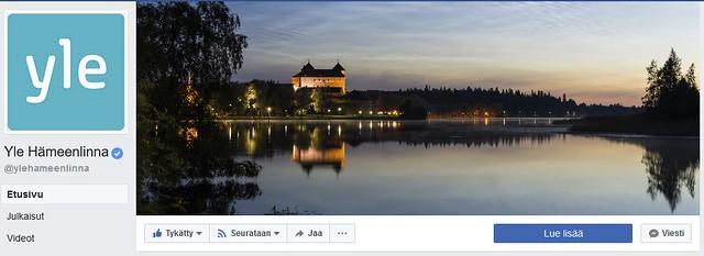 Valaisevat yöpilvet Yle Häme. Valokuvaaja: Markus Kauppinen