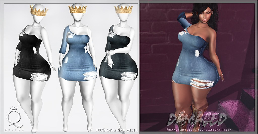 QUEENZ | Damaged - SecondLifeHub.com
