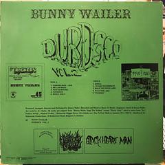 BUNNY WAILER:DUBD'SCO VOL.2(JACKET B)
