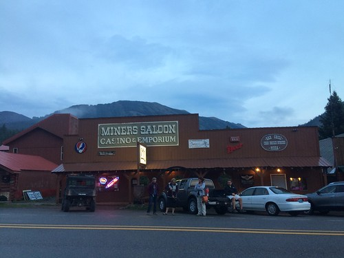 Cook city Miners Saloon