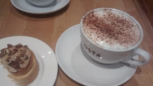 Costa Coffee QE Hospital Gateshead Aug 17
