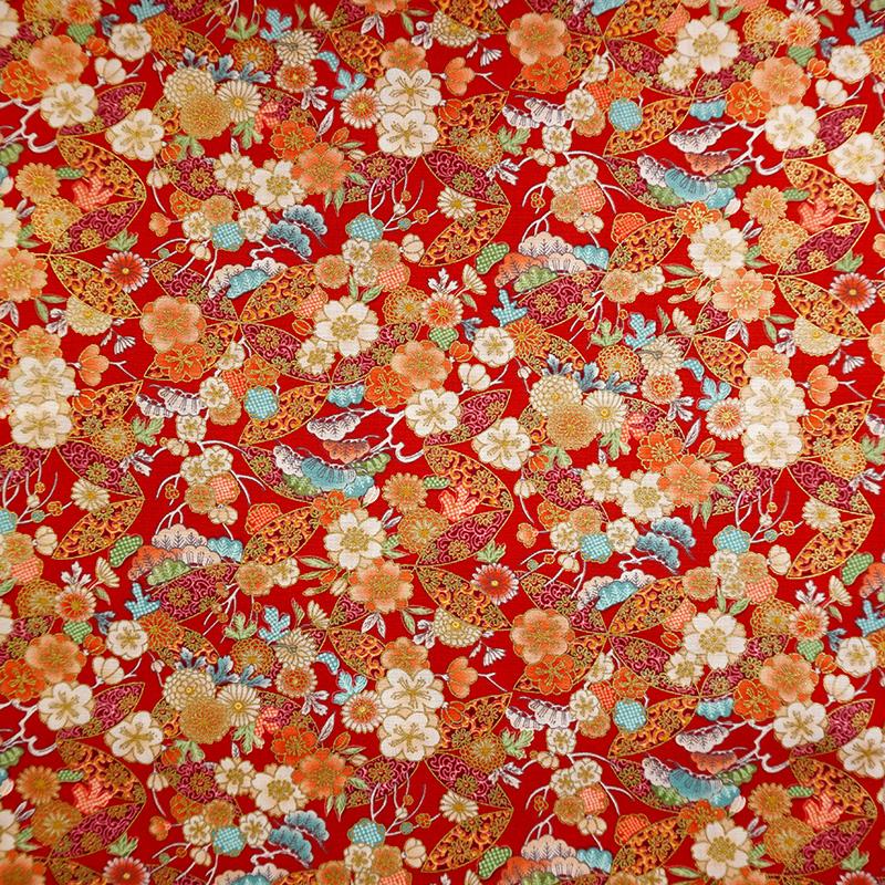 绣球花 (大特价)日式和风烫金边花卉 节庆布置 红包袋