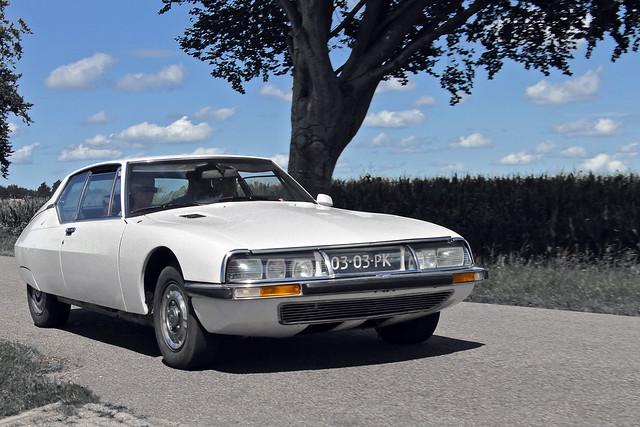 Citroën SM 1970* (4951)