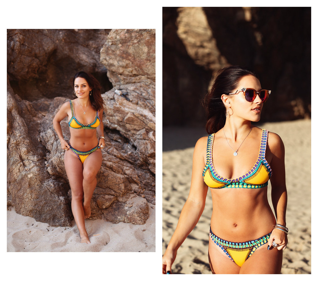 The Little Magpie Swimwear Lookbook