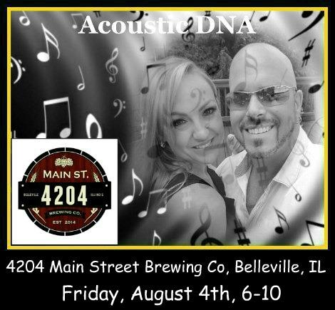 Acoustic DNA 8-4-17
