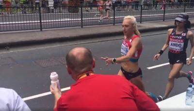 Skvělé, Vrabcová Nývltová čtrnáctá na mistrovství světa v maratonu
