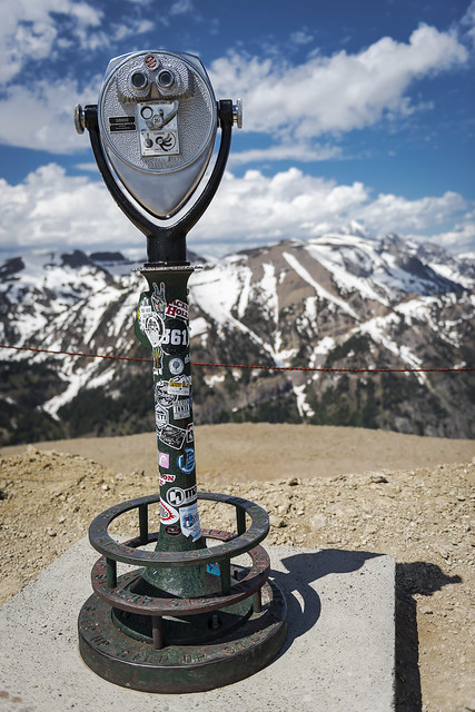 Photo:Teton Village (Jackson, Wyoming) By @CarShowShooter