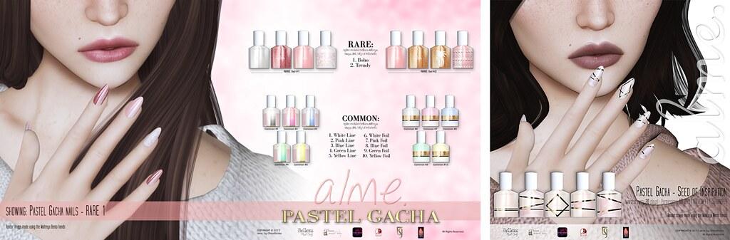alme. Pastel Gacha @ Gacha Garden - SecondLifeHub.com