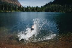 No Name Lake Splash