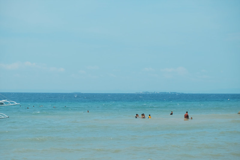 Beach in Mactan