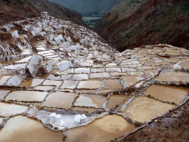 Peru - Cuzco - Salineras de Maras