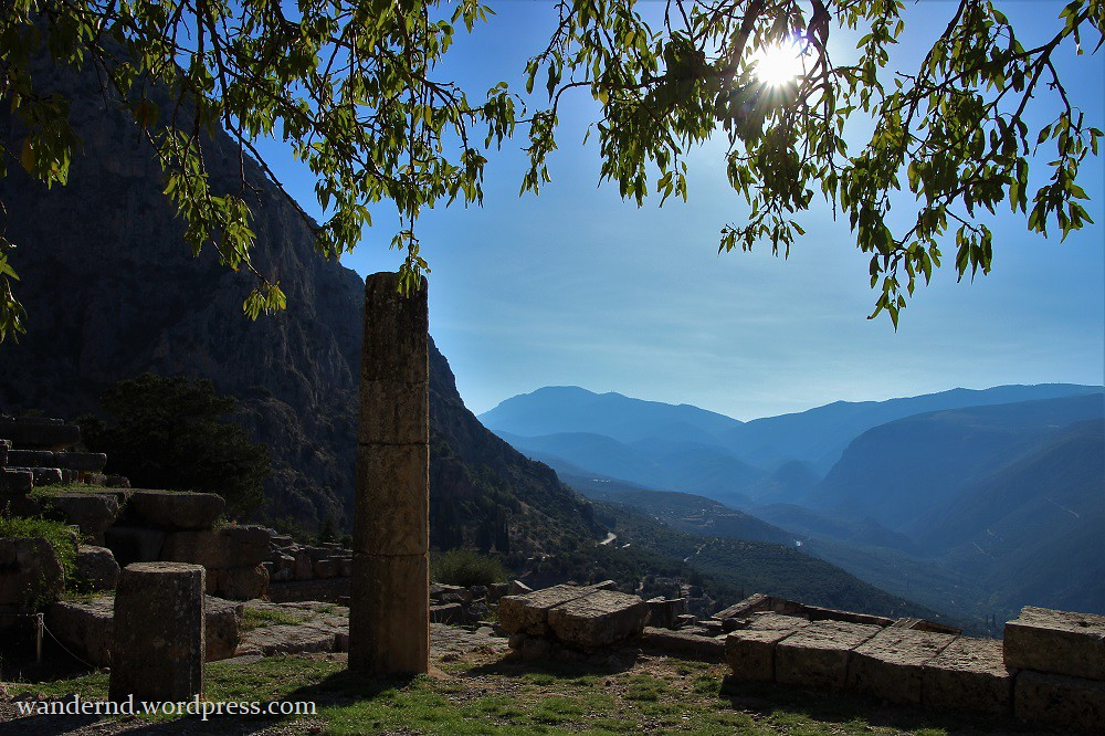Delphi - Apollotempel