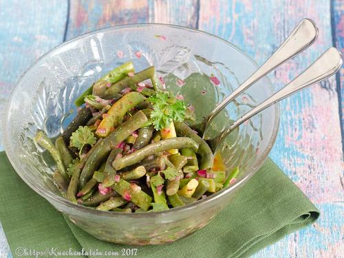 Bohnensalat (2)