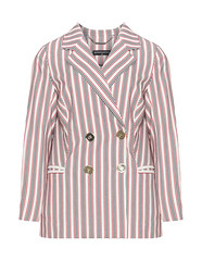 vestes-blazers-manon-baptiste-blazer-croise-en-lin-et-coton-blanc-multicolore_A44432_F2805