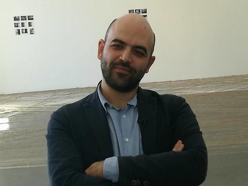 Encuentro con Roberto Saviano