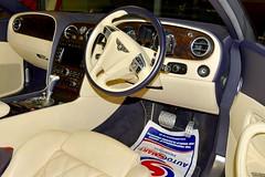 Cristiano Ronaldo - Bentley Continental GT Speed 2008 Aberdeen Scotland 2017