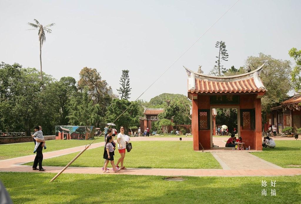 台南古蹟景點-孔廟