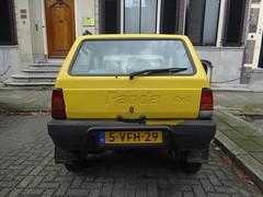 FIAT  PANDA 1.1 4X4  5-VFH-29 2002 / 2009