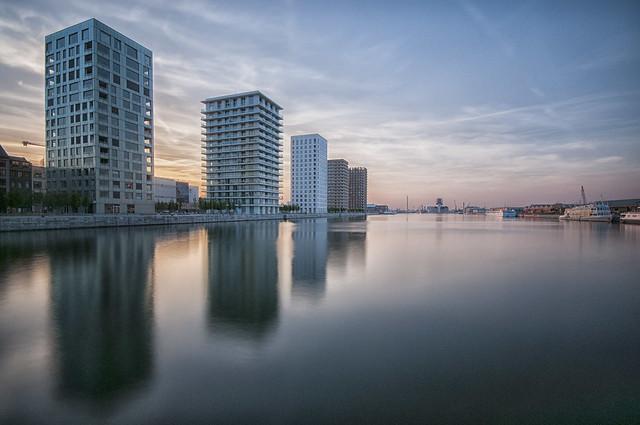 Antwerp quay