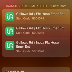 So all of my direction apps are suddenly sending me to Gallows Road. Not superstitious, but watching out for ravens tonight. #nottodayodin
