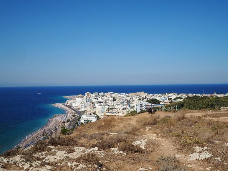näkymä-monte-smith-kukkula-rodos-rodoksenkaupunki