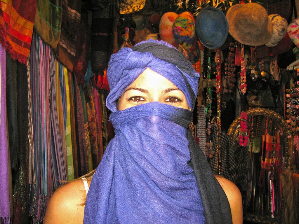 Compras en los zocos de Marrakech
