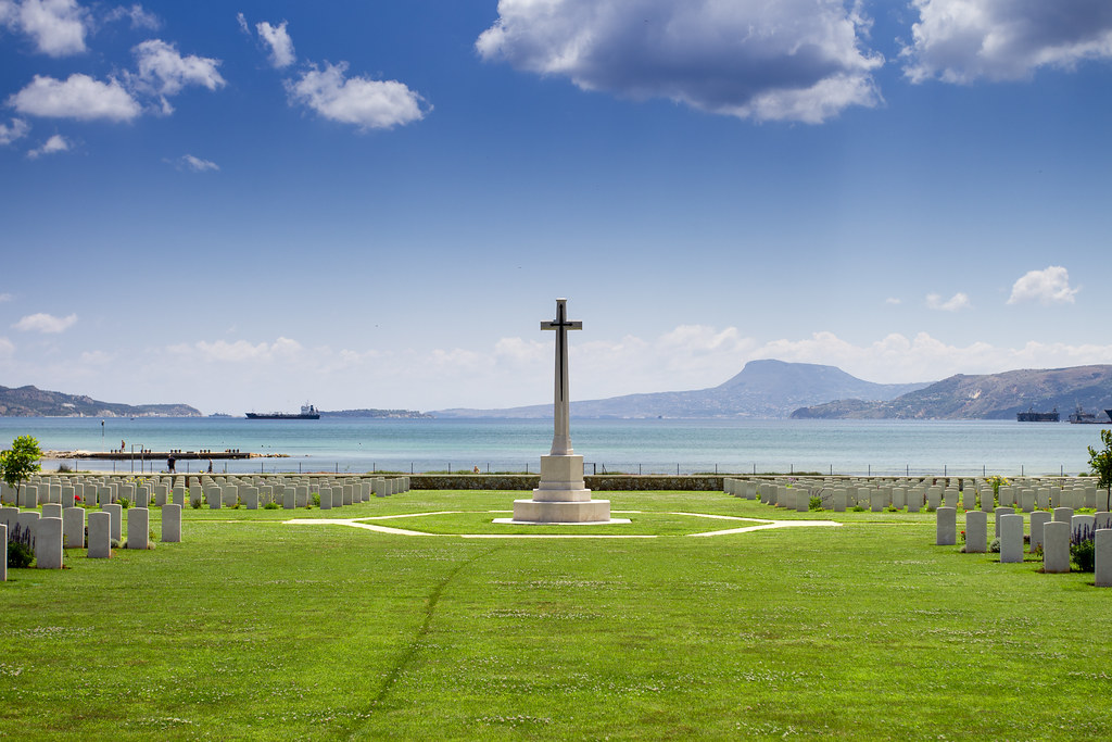 Allied War Cemetery - Crete, Greece