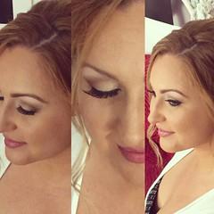 Makeup and hair by Lili Signore www.lilisweddings.com #weddingmakeup #hairwedding #by #onlocationservices #Makeup #beauty #hairstyle #face #followme #lashesonfleek #tarte #televisa #lilisweddings #macbook #celebritiesstyle #glammakeup #beatface #anastasia