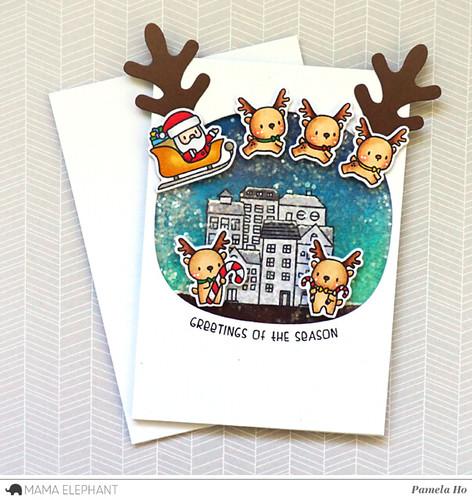 SH - Little Reindeer Agenda - 1