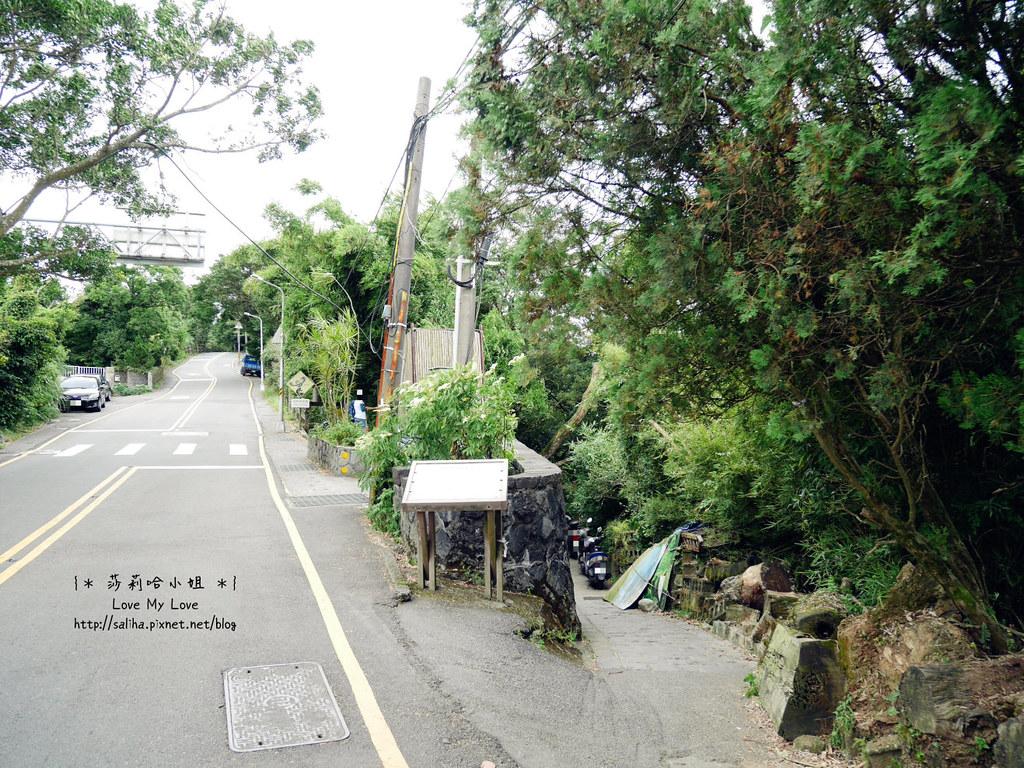 陽明山一日遊景點推薦絹絲瀑布步道 (1)