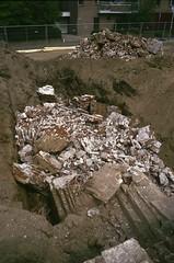 Dalempoort en omgeving, renovatie vesting (2000)
