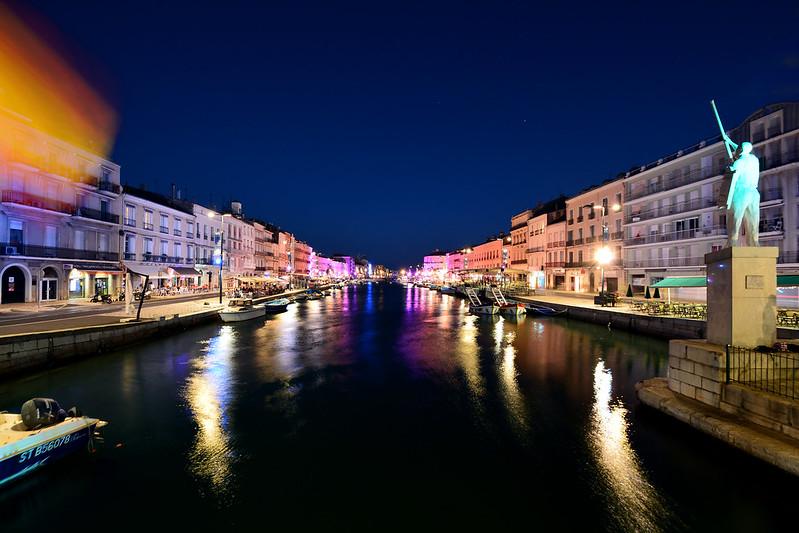 Sète, Canal Royal