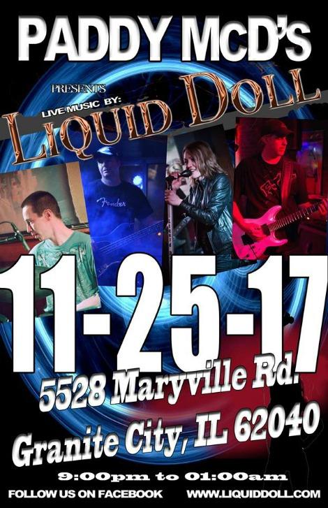 Liquid Doll 11-25-17