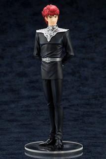 ARTFX J 《銀河英雄傳說》第三彈「齊格飛·吉爾菲艾斯」登場!ジークフリード・キルヒアイス