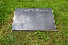 the victims of Stowmarkets Guncotton Explosion