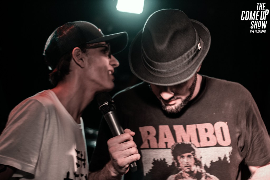 RA The Rugged Man with SkeviousTips at Club 120