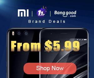 Xiaomi Brand Sale @ Banggood