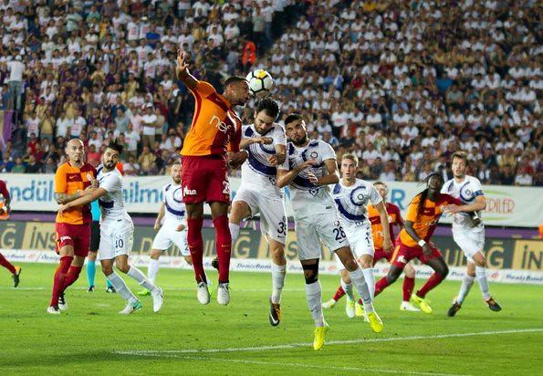 Osmanlıspor 1-3 Galatasaray (2017)