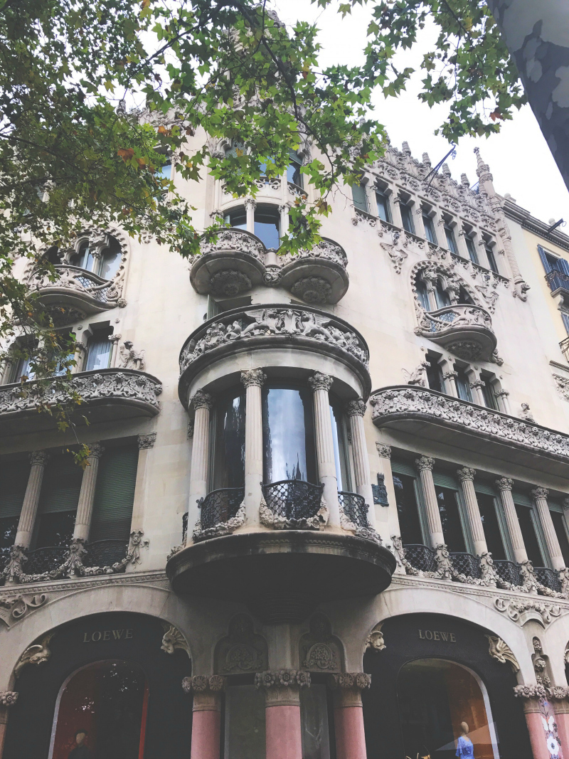 barcelona free walking tour blog