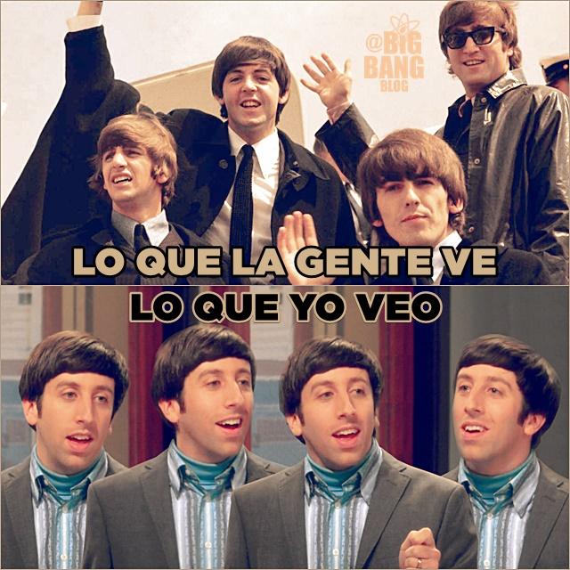 Howard - The Beatles