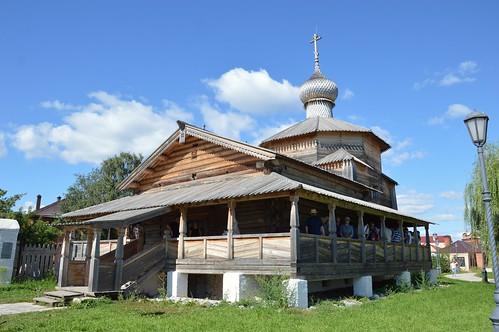 2017.08 Троицкая церковь